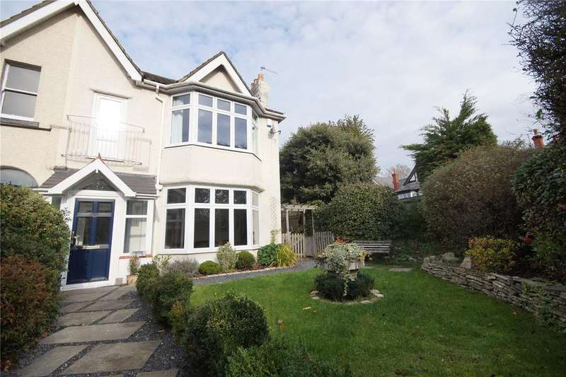 4 Bedrooms Semi Detached House for sale in Alum Chine Road, Westbourne, Bournemouth, BH4