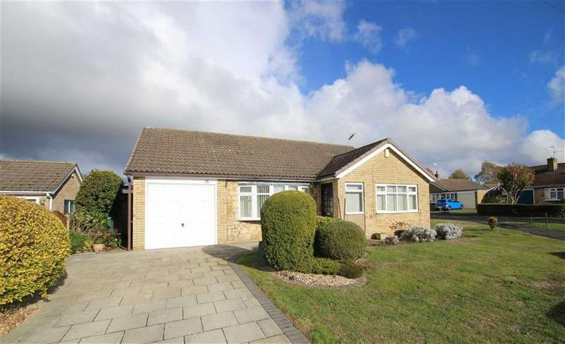 2 Bedrooms Detached Bungalow for sale in Trevose Drive, North Hykeham, Lincoln, Lincolnshire