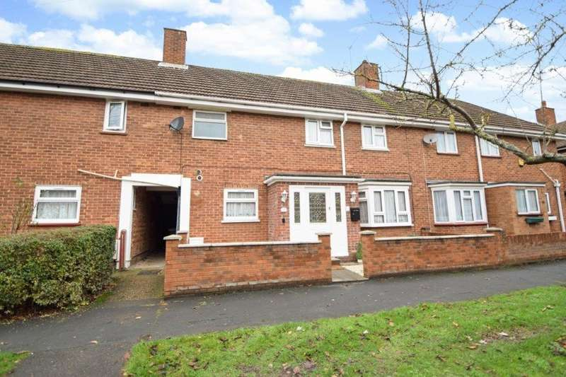 4 Bedrooms Terraced House for sale in Hawthorne Crescent, Slough, SL1