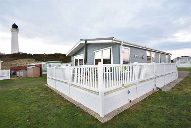 2 Bedrooms Property for sale in Silversands Caravan Park, Lossiemouth, Lossiemouth