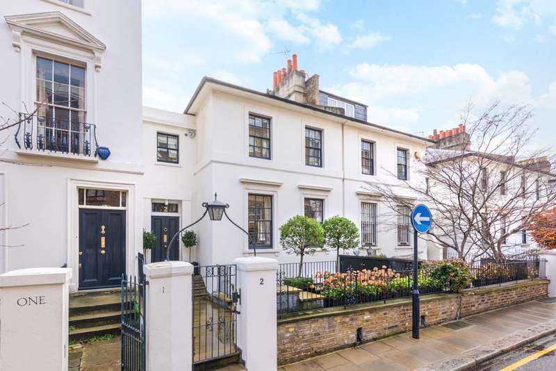 5 Bedrooms House for sale in Canning Place, Kensington, W8
