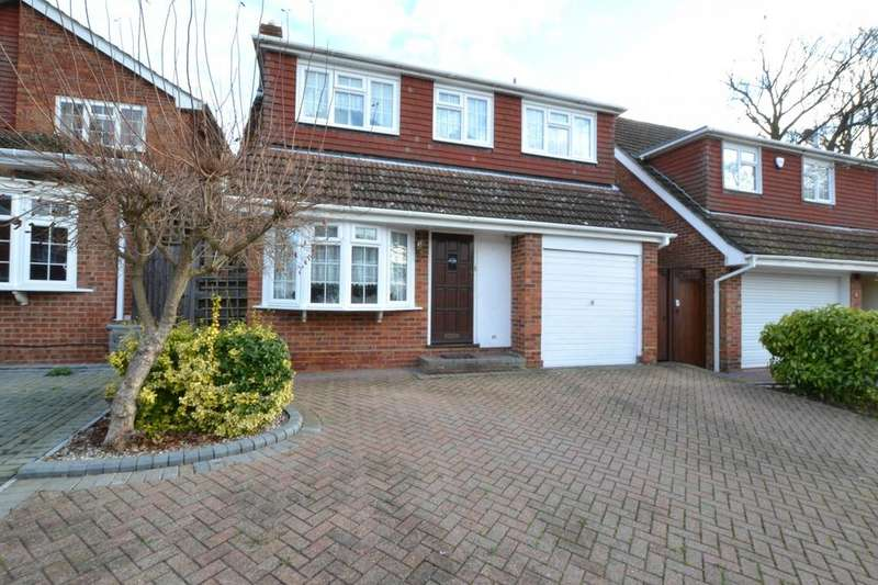 4 Bedrooms Chalet House for sale in The Copse, Billericay, Essex, CM12