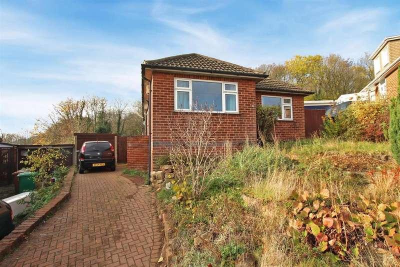 3 Bedrooms Detached Bungalow for sale in Greenwood Avenue, Nottingham