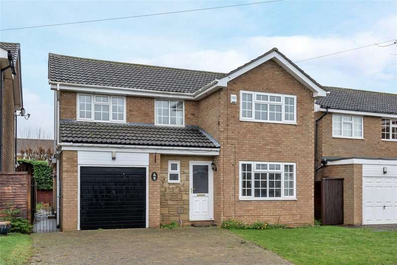 3 Bedrooms Detached House for sale in Wong Gardens, Barrowby, NG32