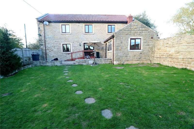 3 Bedrooms Detached House for sale in Firsby Lane, Conisbrough, Doncaster, South Yorkshire