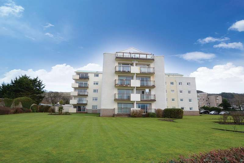 3 Bedrooms Flat for sale in 8 Castlebay Court, Largs, KA30 8DS