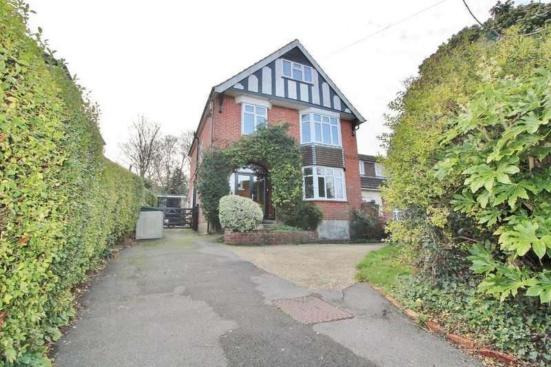 5 Bedrooms Detached House for sale in The Brow, Widley, Waterlooville