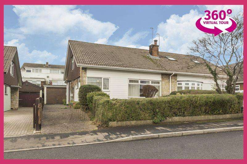 3 Bedrooms Bungalow for sale in Eastfield Road, Newport - REF# 00005443 - View 360 Tour at http://bit.ly/2BYZVqo