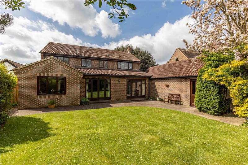 4 Bedrooms Detached House for sale in Barnham