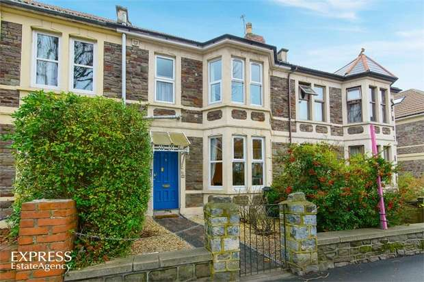 4 Bedrooms Terraced House for sale in Filton Avenue, Horfield, Bristol