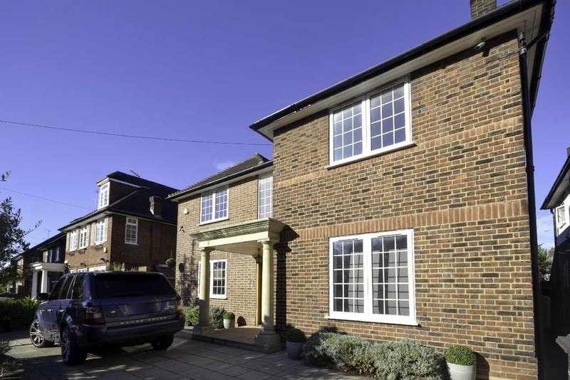 6 Bedrooms Detached House for sale in Aylmer Road, Highgate