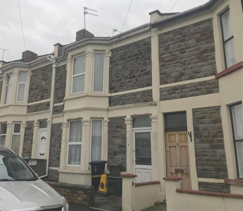 3 Bedrooms Terraced House for sale in Grindell Road, Redfield, Bristol, BS5 9PG