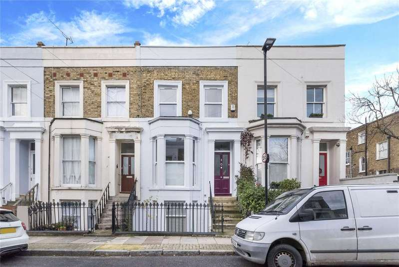 3 Bedrooms Terraced House for sale in Travers Road, London
