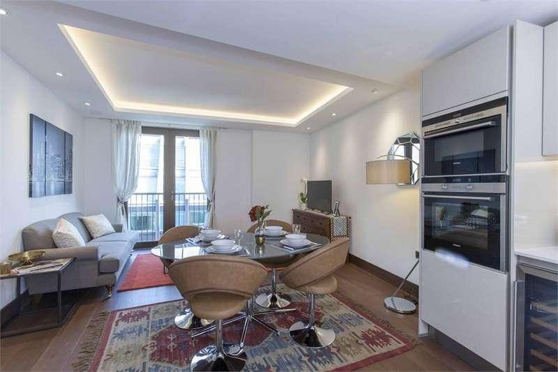 2 Bedrooms Flat for sale in St Dunstans House, 133-137 Fetter Lane, London