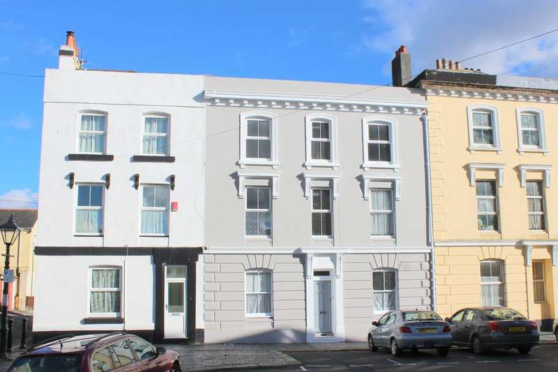 3 Bedrooms Terraced House for sale in Wolsdon Place, Wyndham Square, Plymouth