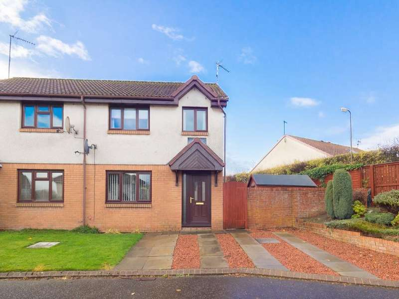 3 Bedrooms Semi Detached House for sale in Long Cram, Haddington EH41