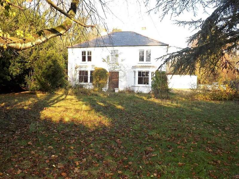 4 Bedrooms Farm House Character Property for sale in Hockland Road, Tydd St Giles, Wisbech