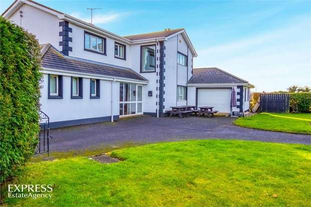 4 Bedrooms Detached House for sale in Longfield Road, Eglinton, Londonderry