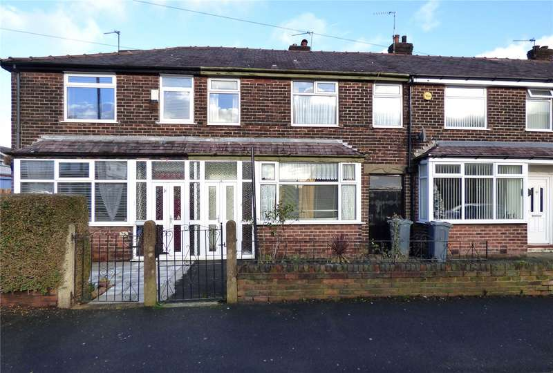 3 Bedrooms Terraced House for sale in Hazeldene Road, New Moston, Manchester, M40