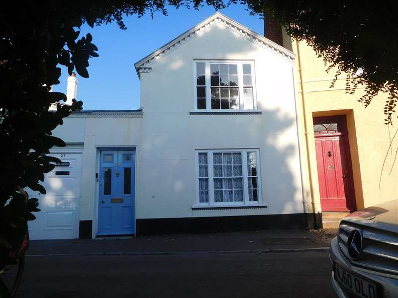 3 Bedrooms Semi Detached House for sale in The Strand, Topsham