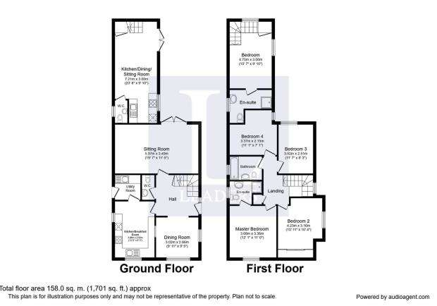 5 Bedrooms Detached House for sale in Wagtail Place, Kelvedon
