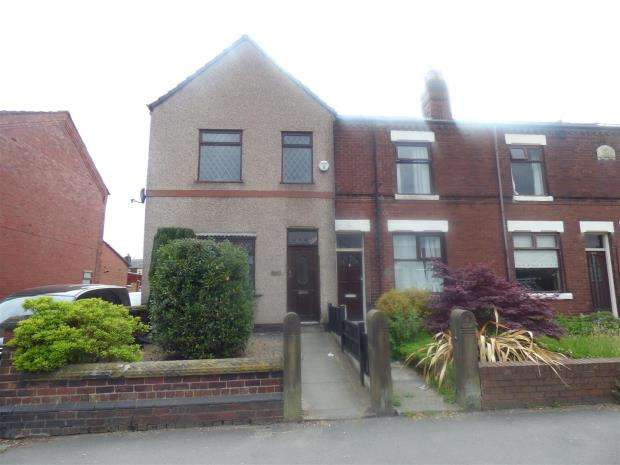 3 Bedrooms End Of Terrace House for sale in Wigan Road, Ashton-In-Makerfield, Wigan
