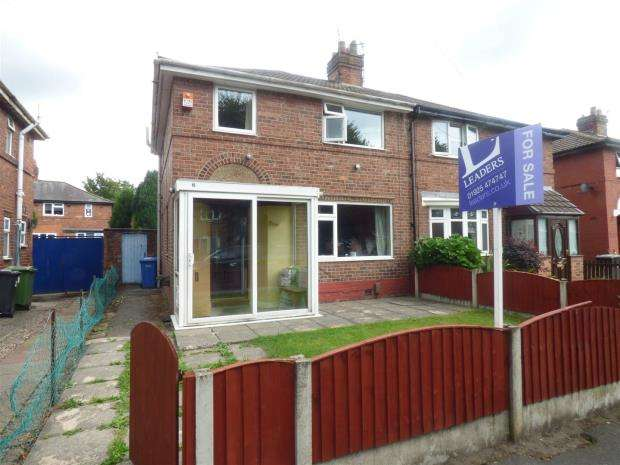 3 Bedrooms Semi Detached House for sale in Haryngton Avenue, Bewsey, Warrington