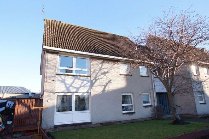 3 Bedrooms Flat for sale in Forth Street, Leven, KY8