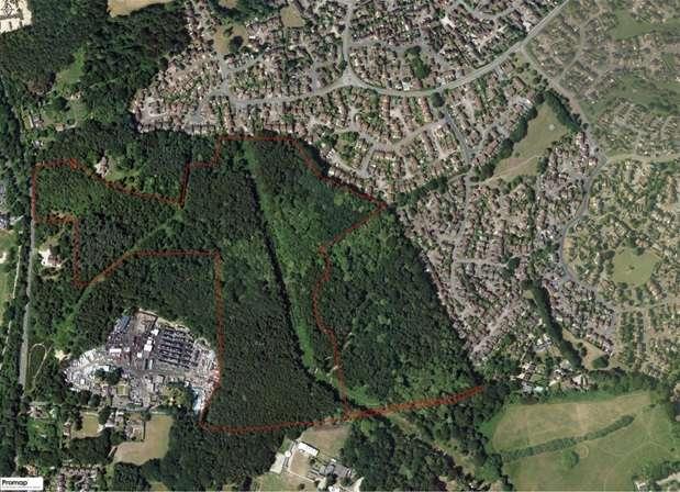 Land Commercial for sale in Barkham, Wokingham