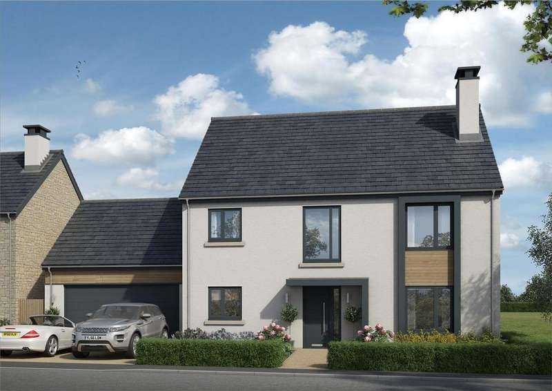 4 Bedrooms Detached House for sale in Orchard Court, Broadway