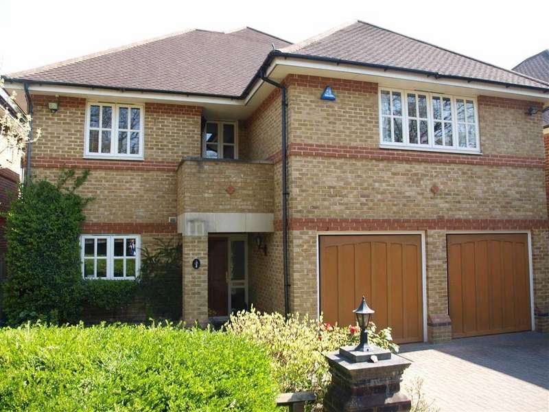 5 Bedrooms Detached House for sale in Chantry Close, Mill Hill, London