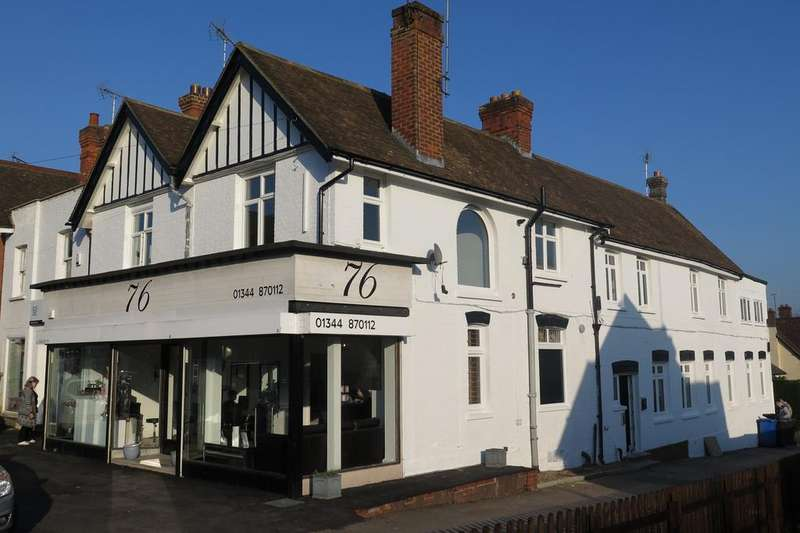 Duplex Flat for sale in GROUND FLOOR COMMERCIAL PREMISES. HIGH STREET, SUNNINGHILL, BERKSHIRE, SL5 9NN