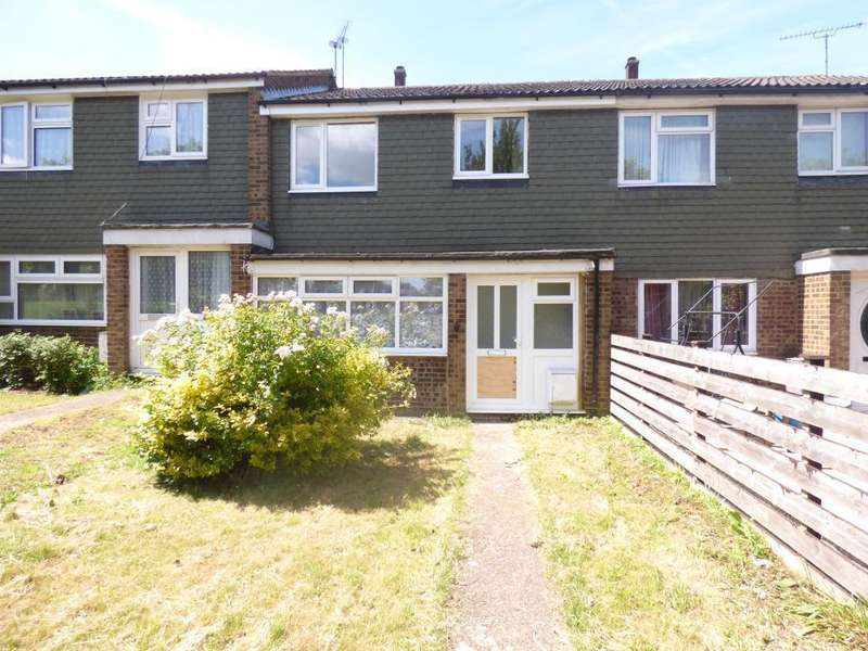 3 Bedrooms Terraced House for sale in Julius Gardens, Luton, LU3 3SG