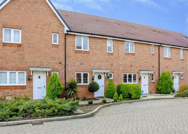 2 Bedrooms Terraced House for sale in Gull Lane, Bracknell, Berkshire, RG12