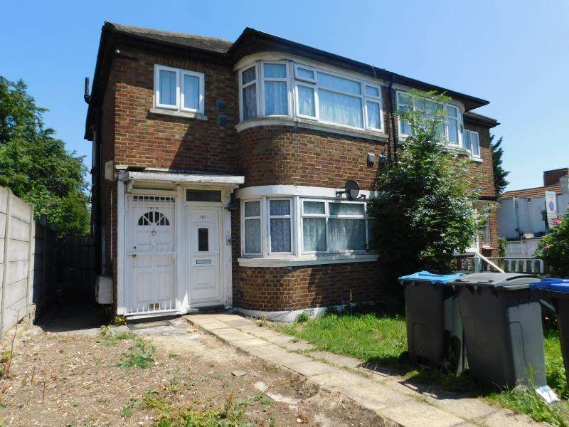 2 Bedrooms Ground Flat for sale in Dudden Hill Lane, London