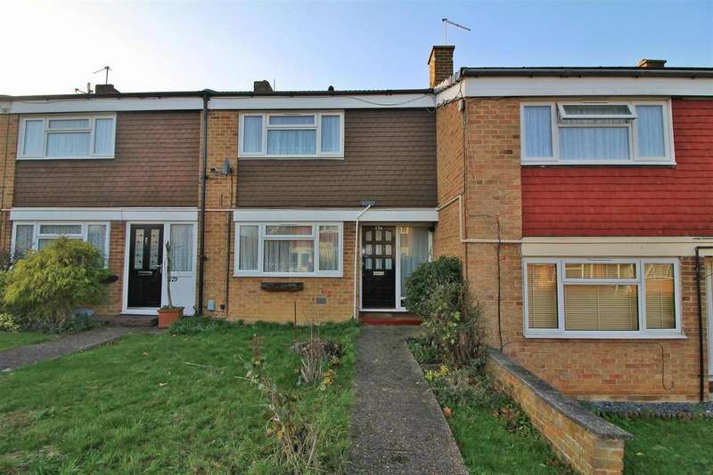 2 Bedrooms Terraced House for sale in Rundells, Harlow