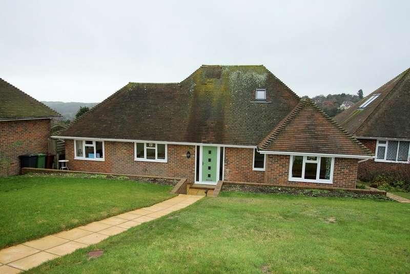 3 Bedrooms Detached House for sale in Michel Dene Road , East Dean BN20
