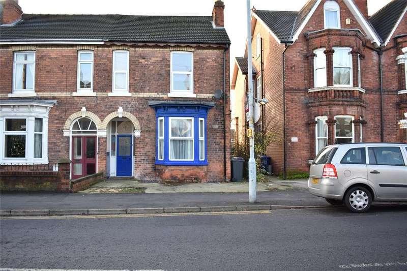 4 Bedrooms Semi Detached House for sale in Morton Terrace, Gainsborough, DN21