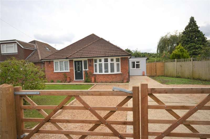 4 Bedrooms Bungalow for sale in Firs Road, Tilehurst, Reading, Berkshire, RG31