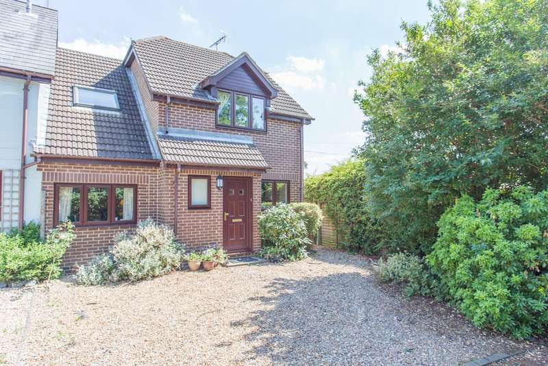 3 Bedrooms End Of Terrace House for sale in St Christophers Gardens, Ascot, Berkshire, SL5 8LZ