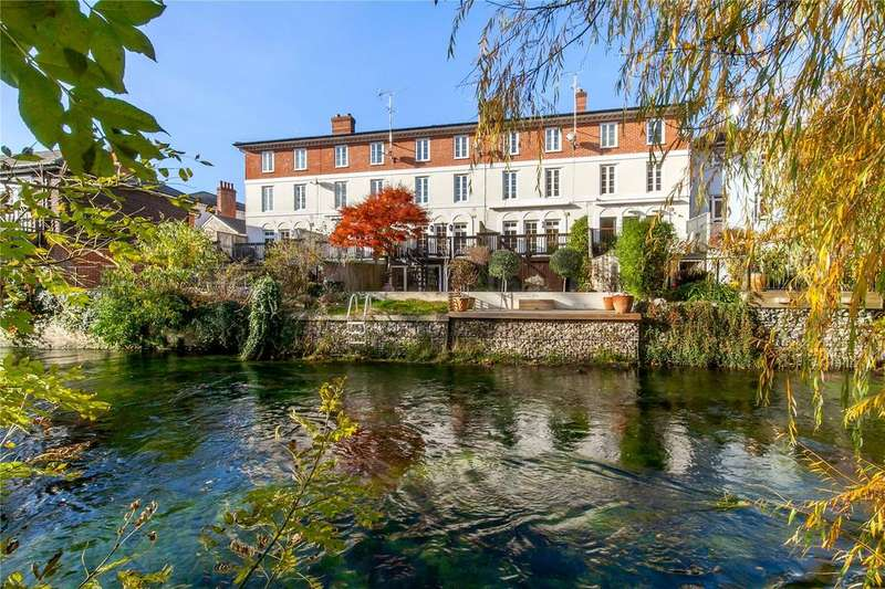 4 Bedrooms Terraced House for sale in Eastgate Street, Winchester, Hampshire, SO23