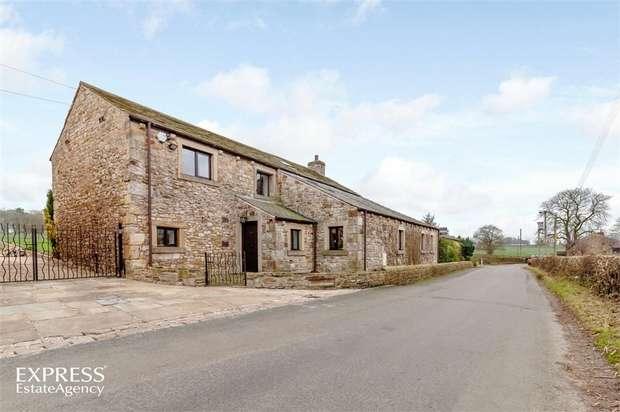3 Bedrooms Detached House for sale in Further Lane, Mellor, Blackburn, Lancashire