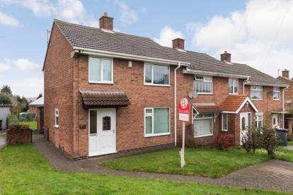 3 Bedrooms End Of Terrace House for sale in Westthorpe Road, Killamarsh, Sheffield, Derbyshire