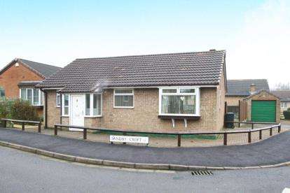 2 Bedrooms Bungalow for sale in Sandby Croft, Sheffield, South Yorkshire