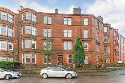 3 Bedrooms Flat for sale in Wilton Street, North Kelvinside