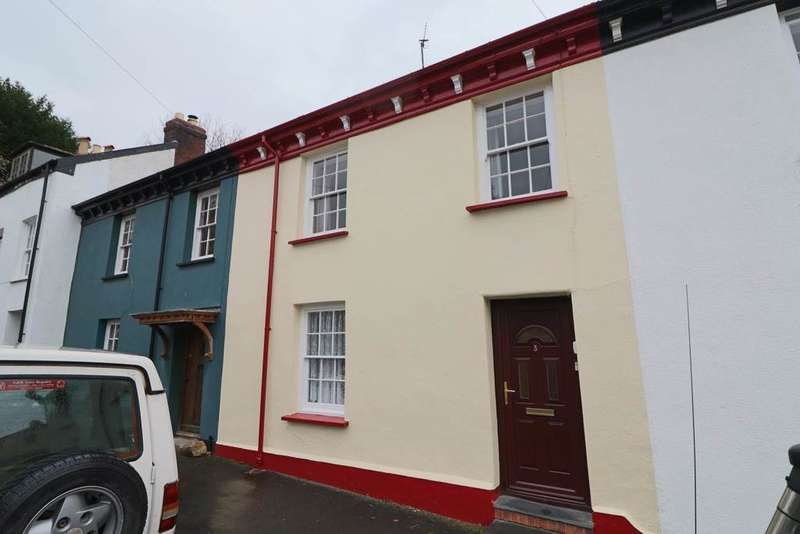 3 Bedrooms Cottage House for sale in Lake Cottages, Pilton, Barnstaple