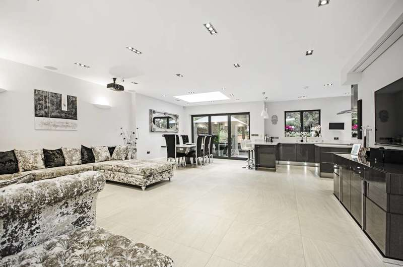 6 Bedrooms House for sale in Egerton Gardens, Hendon, NW4