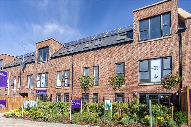 2 Bedrooms Flat for sale in Beaumont Gardens, Sutton Road, St Albans, Hertfordshire, AL1