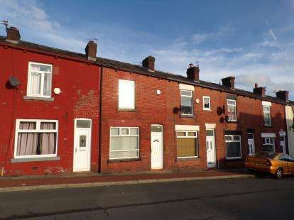 2 Bedrooms Terraced House for sale in Bowen Street, Bolton, Greater Manchester, BL1