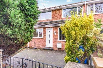 3 Bedrooms Terraced House for sale in Empress Drive, Heaton Chapel, Stockport, Cheshire